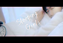 sleeping girls